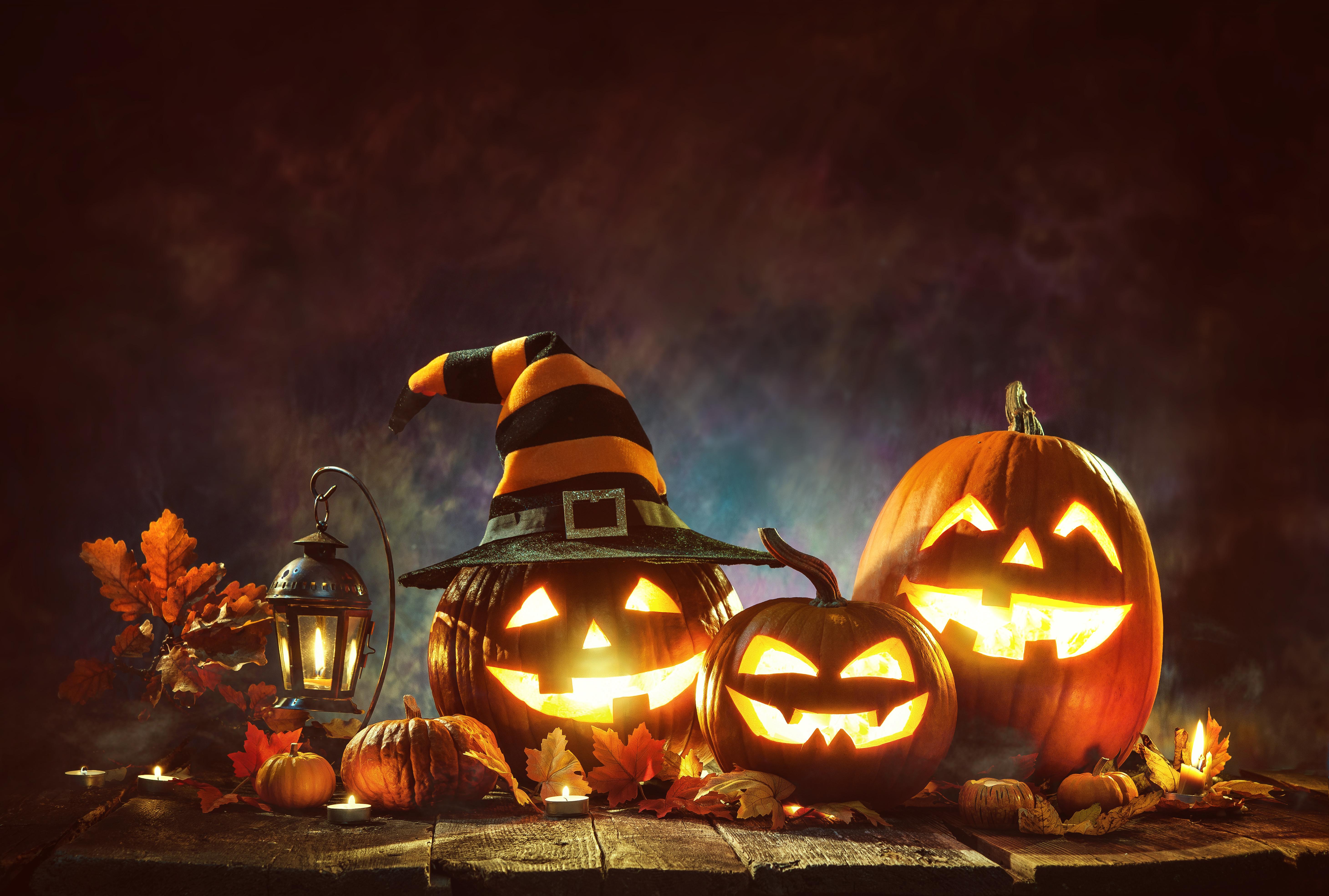 Você sabe tudo sobre o Halloween? Descubra nesse quiz!